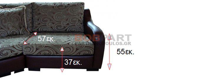 Το αφρολέξ για καναπέδες