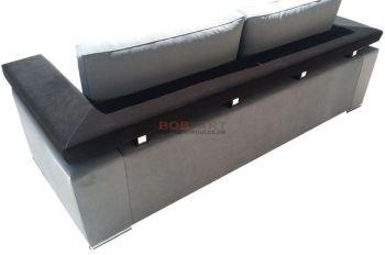 Καναπές τριθέσιος - κατασκευή
