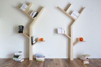 Βιβλιοθήκη - δέντρο