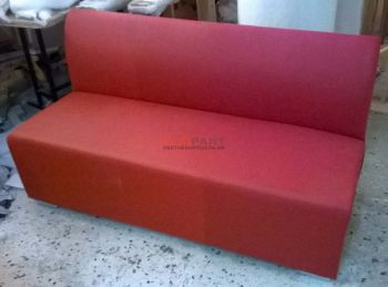 Κατασκευή καναπέ για ιατρείο