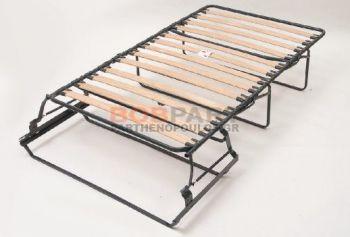 Μηχανισμός για καναπέ κρεβάτι με τάβλες