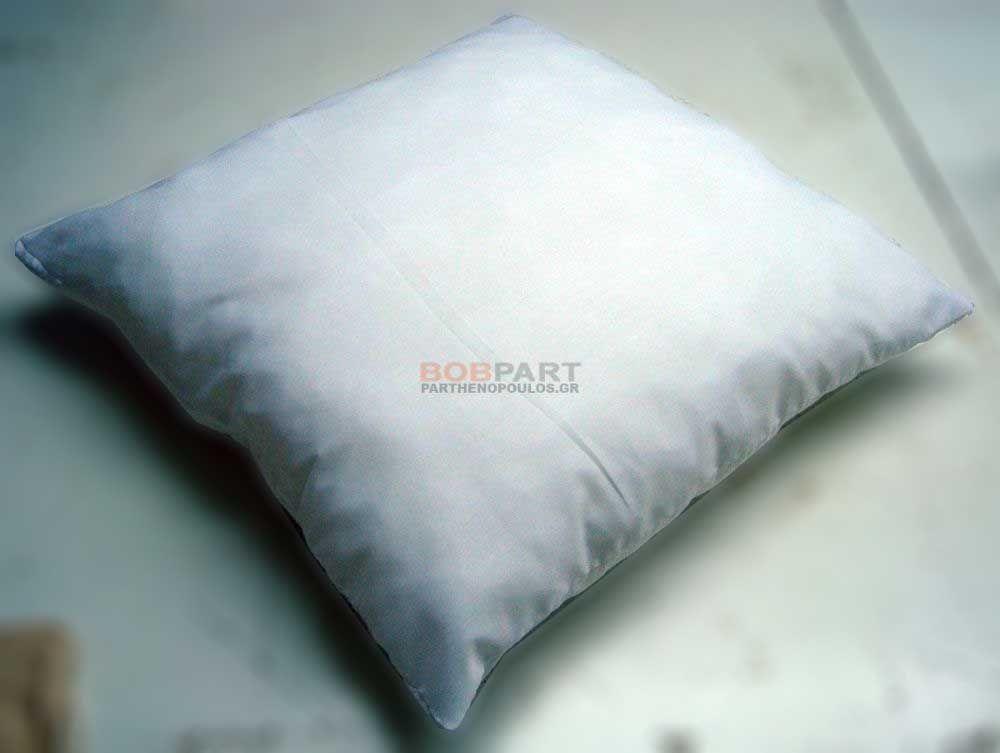 Μαξιλαράκι διακοσμητικό  Λευκό  55x55