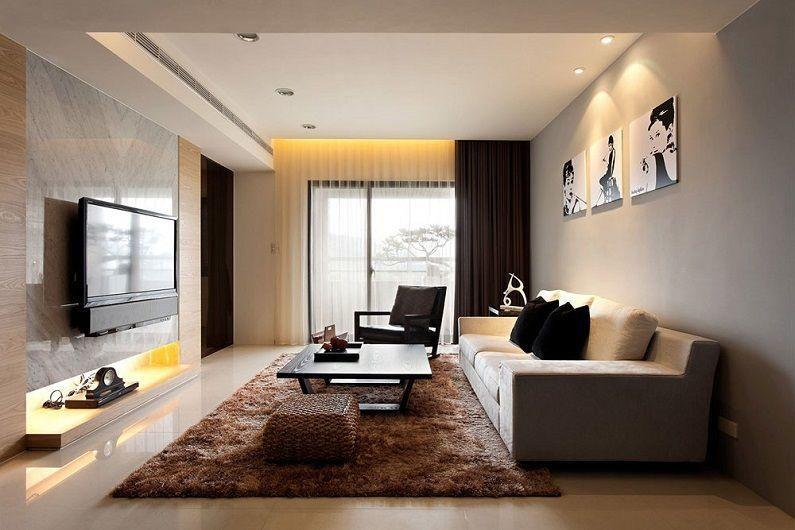 Ιδέες στυλιζαρίσματος - Καθιστικά δωμάτια