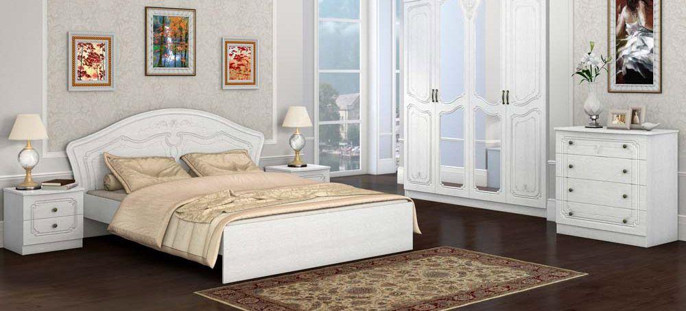 Λευκά είδη για κρεβατοκάμαρα