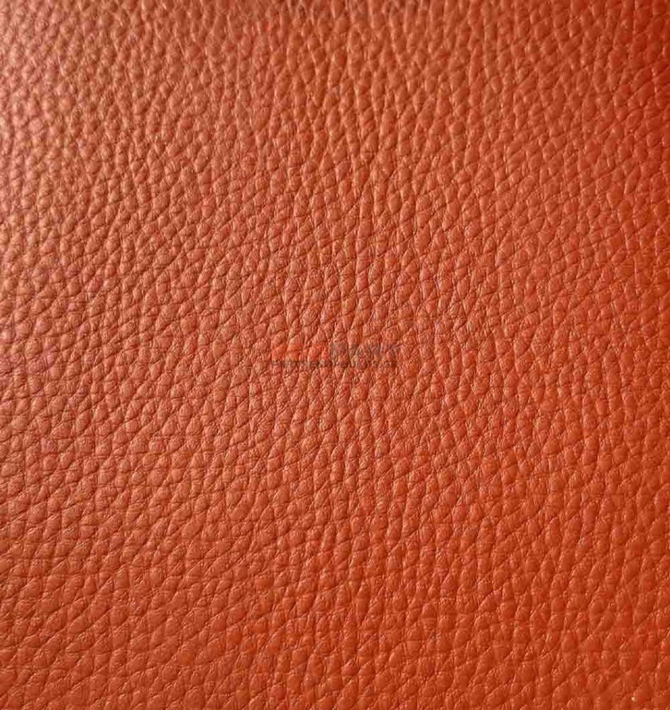 Δερματίνη για ταπετσαρίες επίπλων Πορτοκαλί