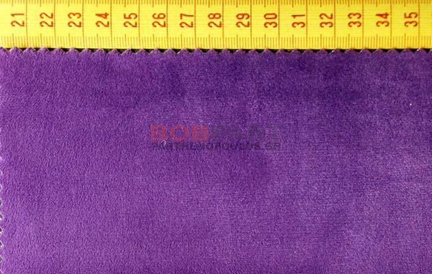 Ύφασμα βελούδο Lunar Purple