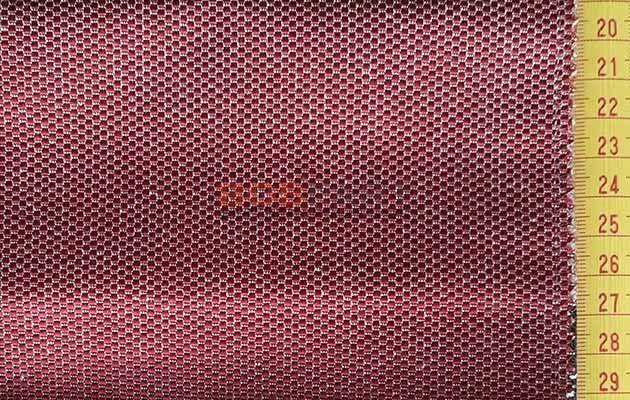 Ύφασμα επιπλώσεων pixel 1 Vent Red