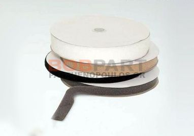 Velcro Μαύρο 2 cm