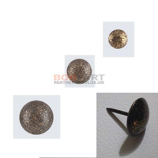 Καμπαράδες μπρονζέ κουτάκι 11.3 mm