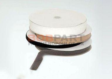 Velcro Μαύρο 5 cm