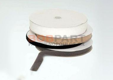 Velcro Γκρι 2 cm