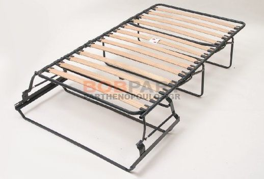 Μηχανισμός για καναπέ κρεβάτι με τάβλες 112 cm